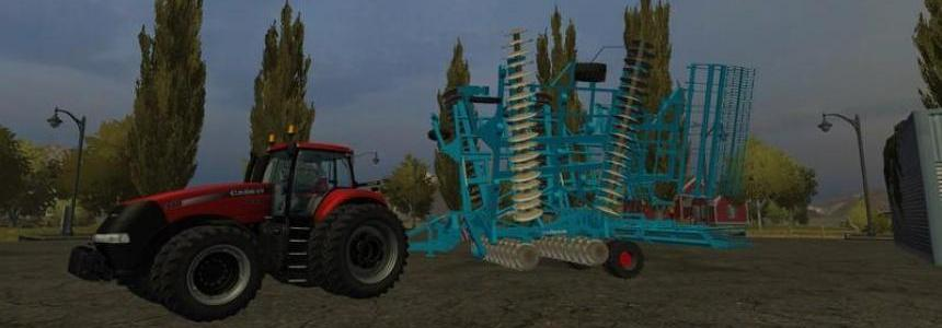 Lemken large areas harrow Prototype v2.1