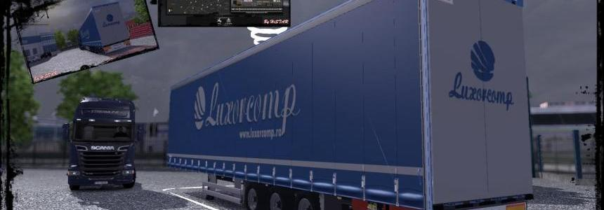 Luxorcomp Trailer