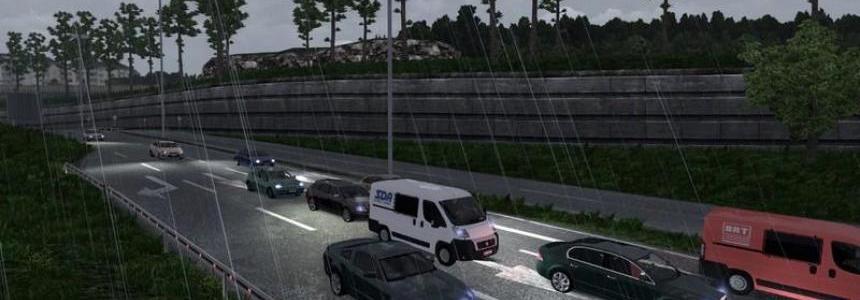 Mega Traffic Mod v5.0