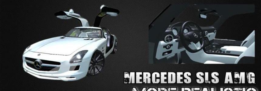 Mercedes SLS AMG v2.0 MR