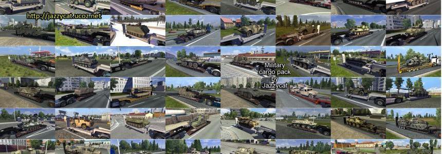 Military cargo pack v1.4