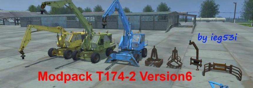 Modpack T174 2 v7.0