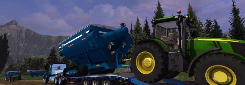 MR Kinze 1050 Grain Cart