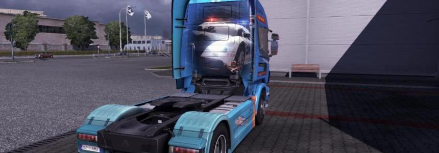 Need For Speed Hot Pursuit for Scania