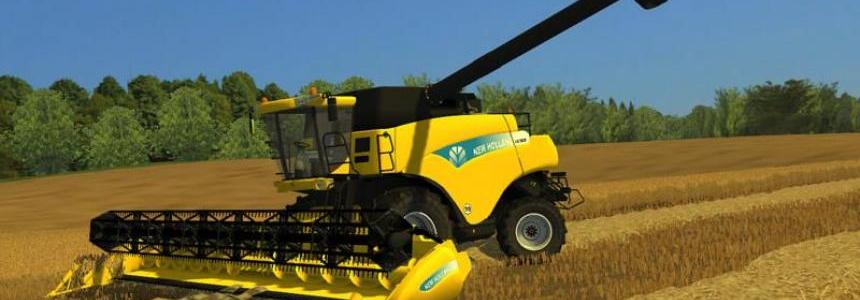 New Holland CR 9090 PACK v2.2