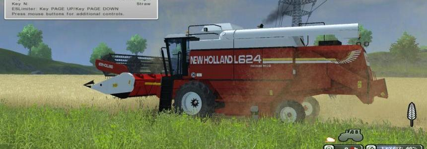 New Holland L624 v2.2