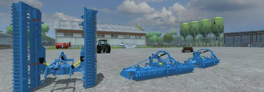 Pack Lemken ZIRCON v0.9 Washable