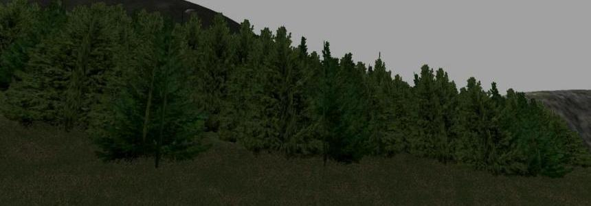 Paintable Trees Add-On