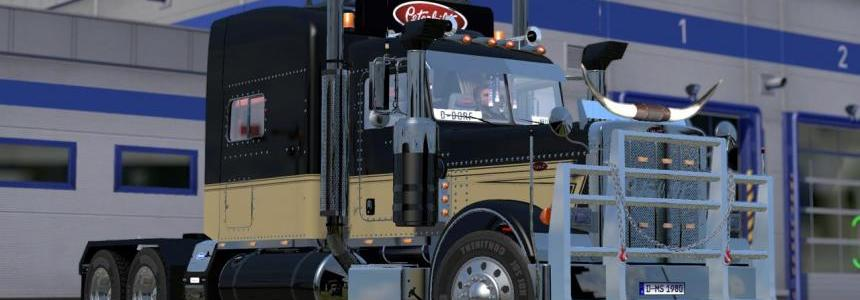Peterbilt 389 v3.0 modified
