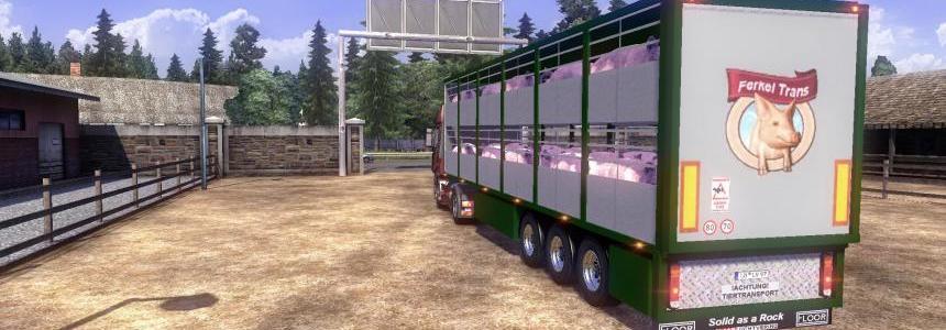 Pigs Trailer