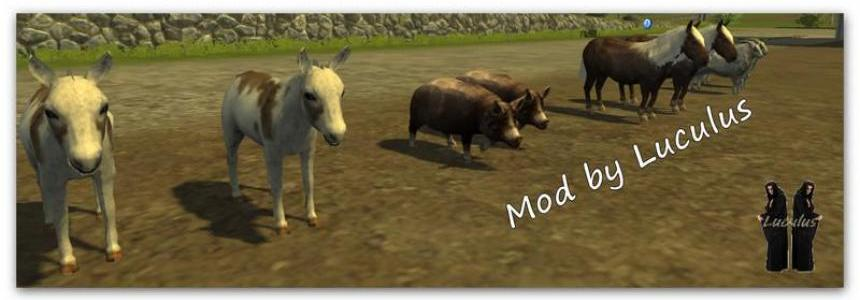 Placeable Animals v1.0