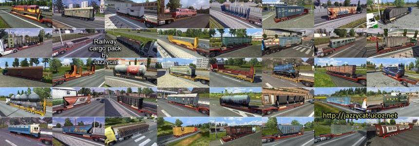 Railway cargo pack v1.4