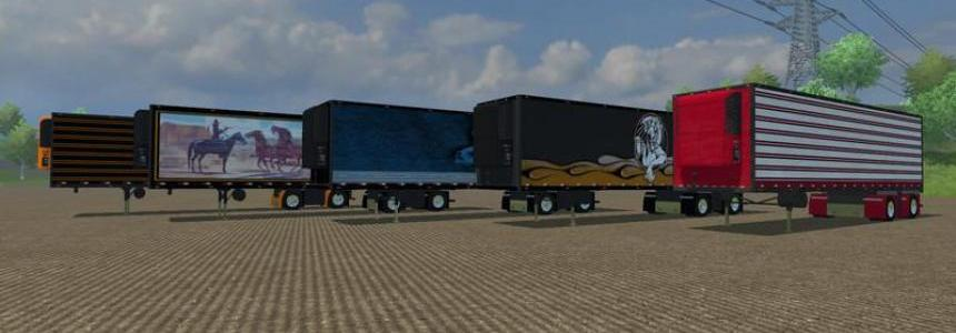 Reefer Trailer Pack v1.0