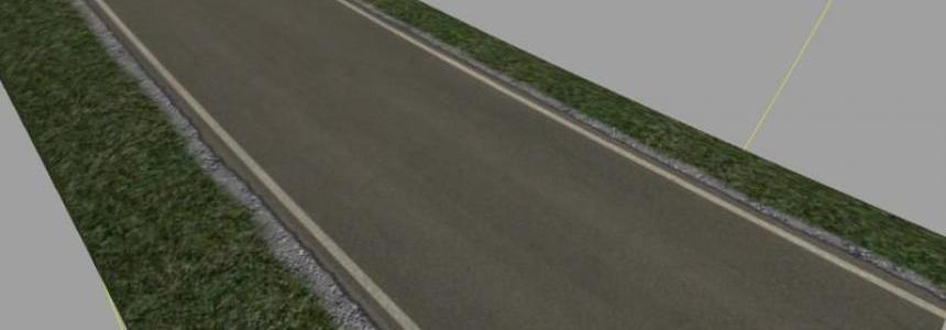 Roads textures v1.0