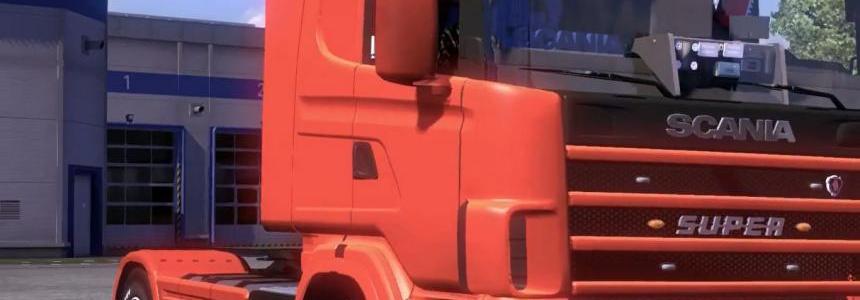 Scania 164L v1.0