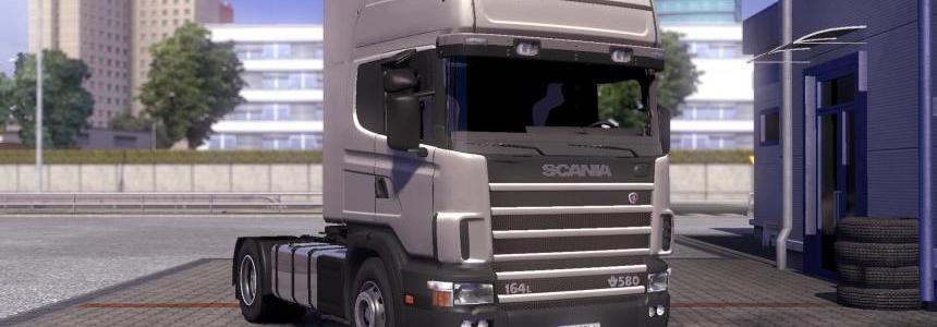 Scania 4 Truck