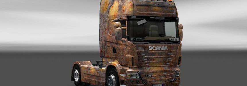Scania Ferrugem Skin v2