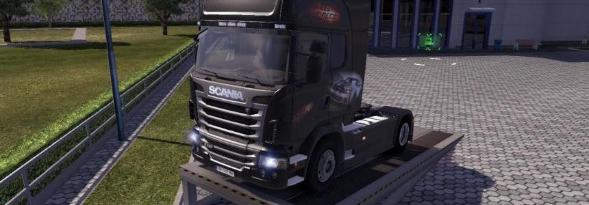 Scania Need for Speed Skin