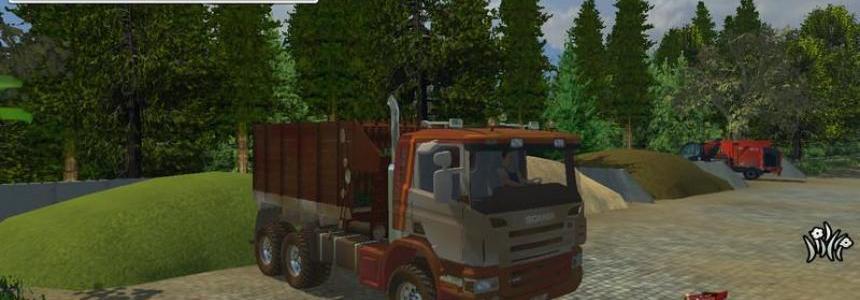 Scania P420 Mixer v1.0