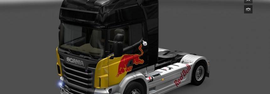Scania Red Bull Skin