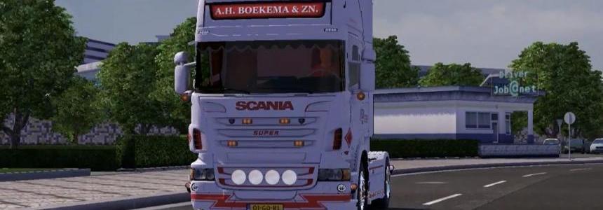 Scania Streamline A.H. Boekema