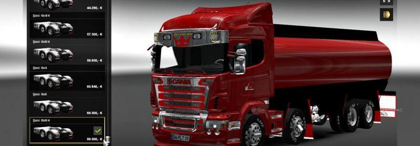 Scania Vidanjor