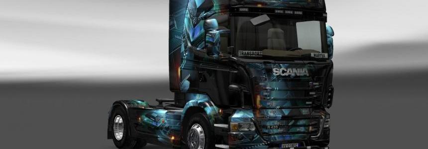Skin Scania PC Ware