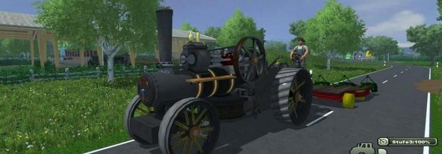 Steam engine pack v1.0
