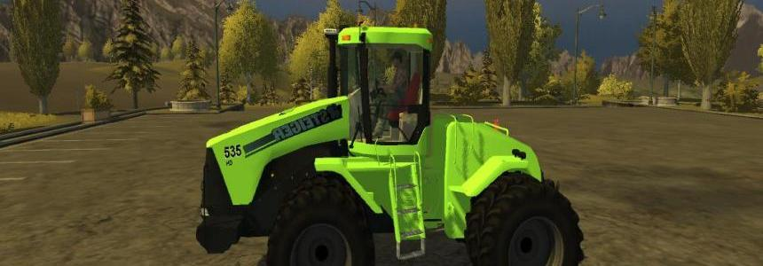 Steiger 535 HD beta v1