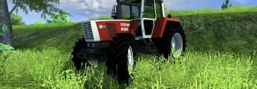 Steyr 8150 Turbo v1.0