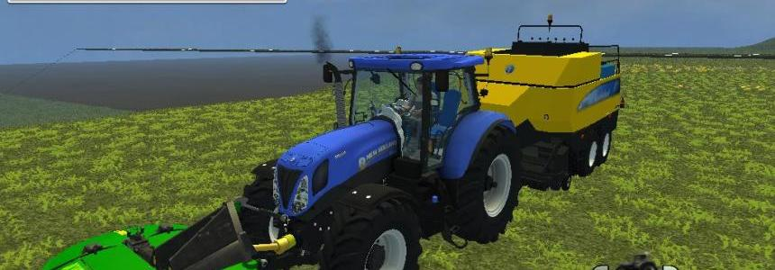 Super baling and NH pack V1