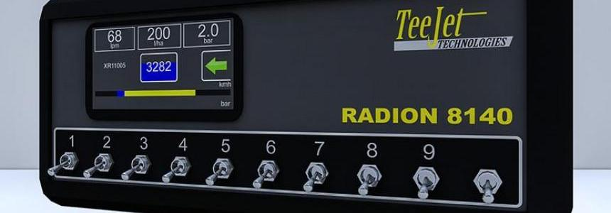 Teejet controller Radion 8140 v1.0