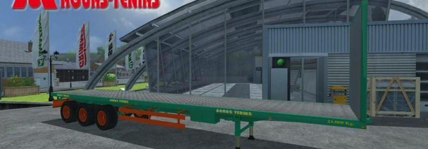 Tenias Platform Truck v2.0 MR