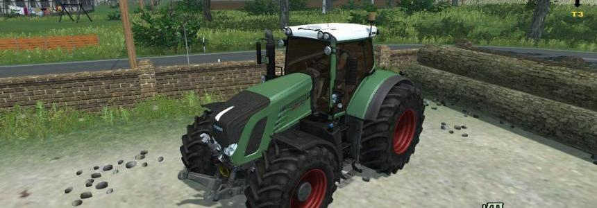 MR Fendt 936 Green