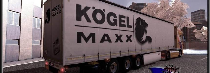 Trailer Kogel maxx