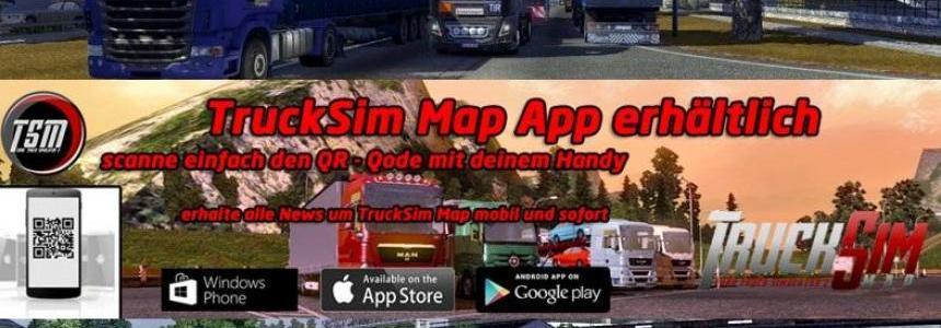 TruckSim Map v4.6