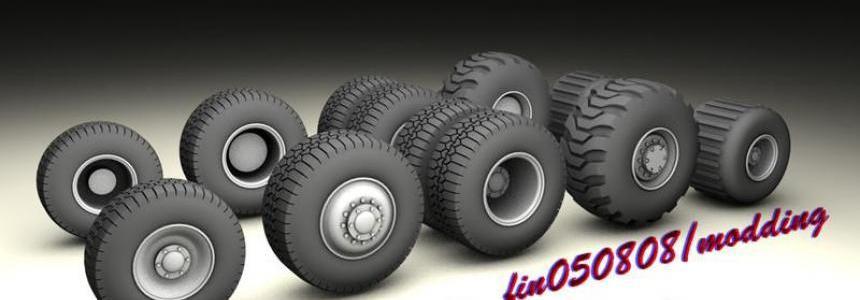 Tyre Pack v1.0
