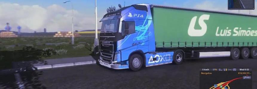 Volvo FH 2013 – PlayStation 4