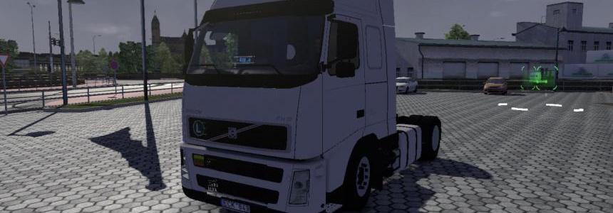 Volvo FH12 + Schmitz LT