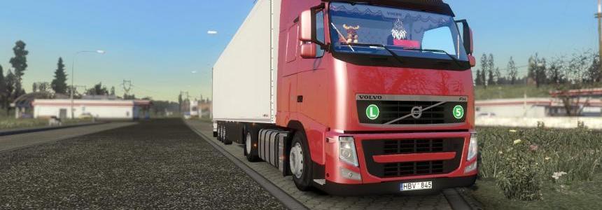 Volvo FH13 + Schmitz LT