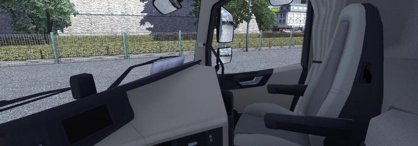 Volvo FH16 2012 - HD Interior v1.2