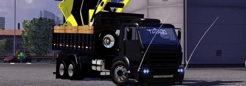 VW Titam (brasil) truck