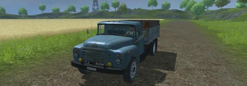ZIL 130 Blue