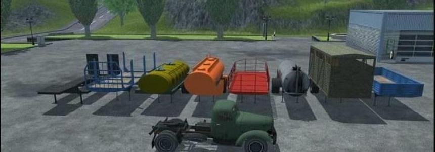 ZIL MMZ 164N Pack