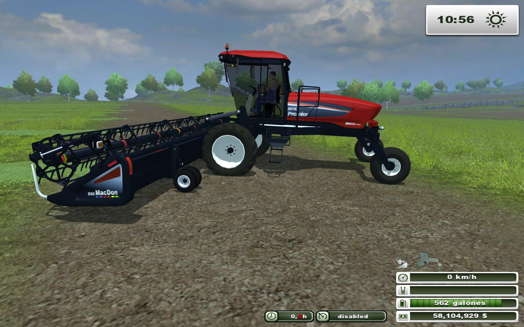 Welcome to Farming Simulator!