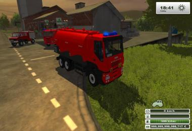 Fire department tankers v2.0