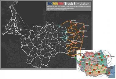 ROMANIA Truck Simulator v1 CRASH FIX