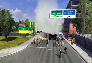 TruckSim Map v4.6.1