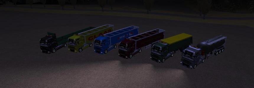DAF Truck Pack v1.0