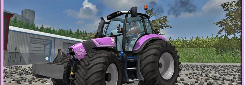 Deutz 430 Agrotron TTV Hello Kitty Edition v1.0